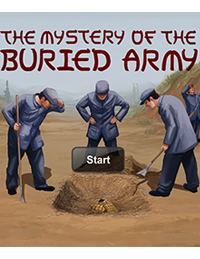 CSI Private Eye: The Mystery of the Buried Army