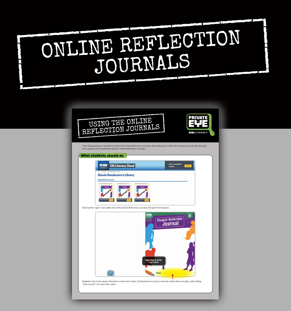 Online Journal Yellow