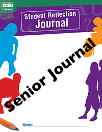 CSI Literacy Online Journal Senior